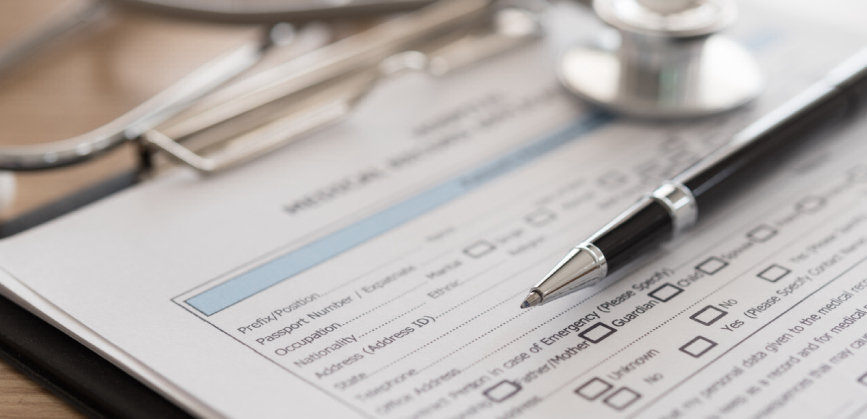 take your medical records and reports home with you