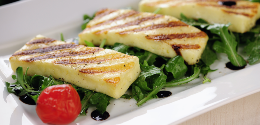 You say Cheese we say HALLOUMI inner 1